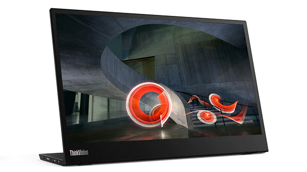 thinkvision m14 design